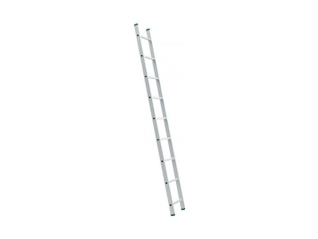 Rebrík Aloss 1x9 priečok - 2,56m