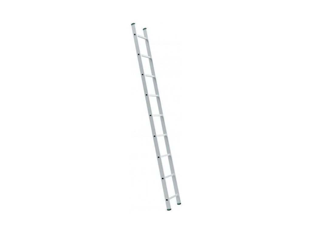 Rebrík Aloss Forte 1x14 priečok - 4,10m