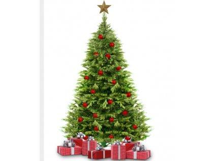 skrebriky vianocny stromcek smrek 220cm