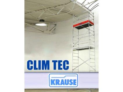 Pojazdná plošina KRAUSE Clim Tec - 5,00 m