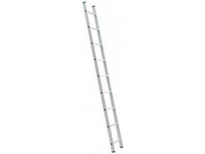 Rebrík Aloss 1x18 priečok - 5,12m