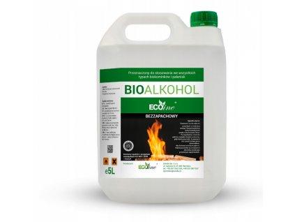 bioalkohol skrebriky