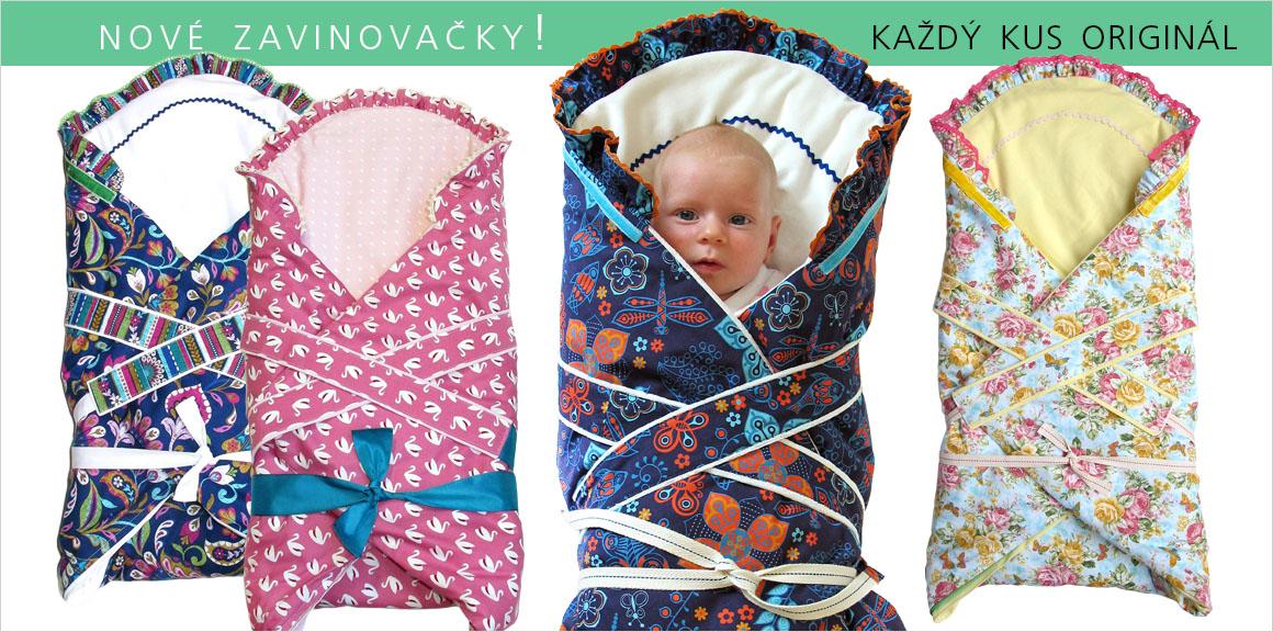 Novorozenecké zavinovačky