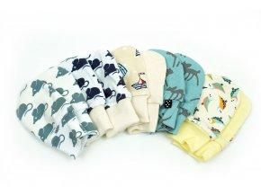 Novorozenecké rukavičky