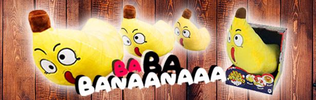Létající banán se zvukem!