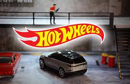 Hot Wheels autíčka a konkrétní modely