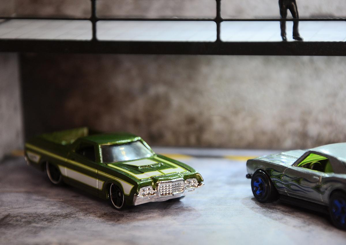 Sběratelská autíčka Hot Wheels