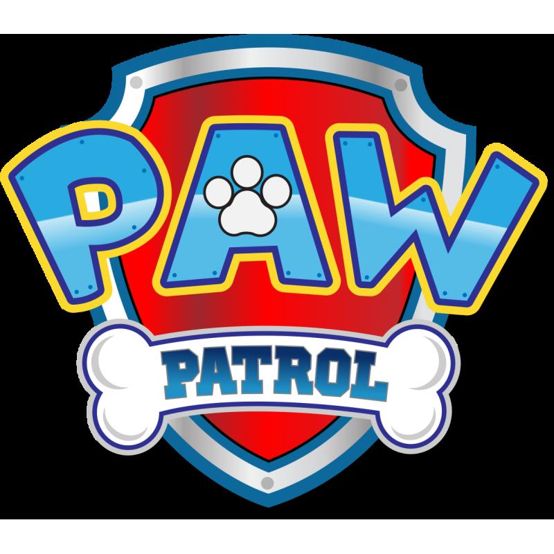 Tlapková patrola - logo