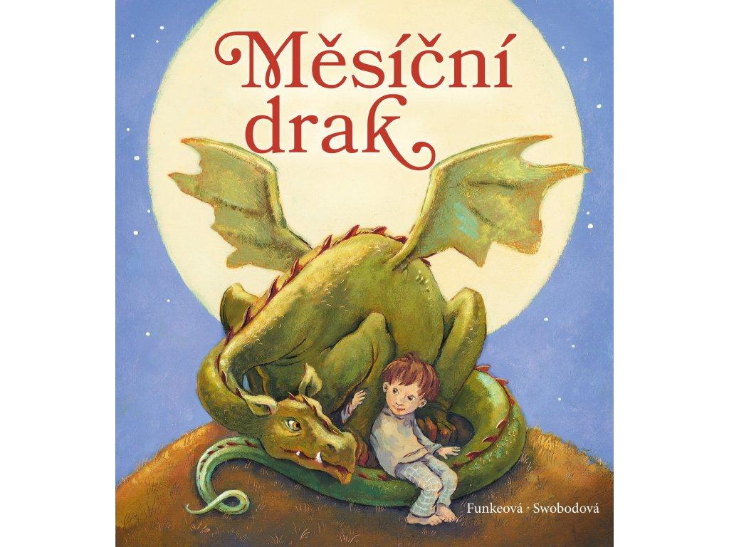 Levně CPRESS Měsíční drak - Cornelia Funkeová