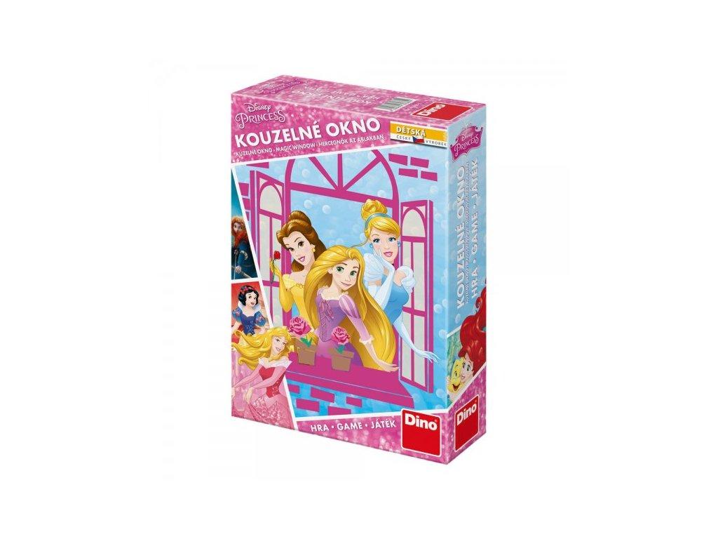 Kouzelné okno Princezny - společenská hra - SkřítekVÍTEK 4b6f8c847f