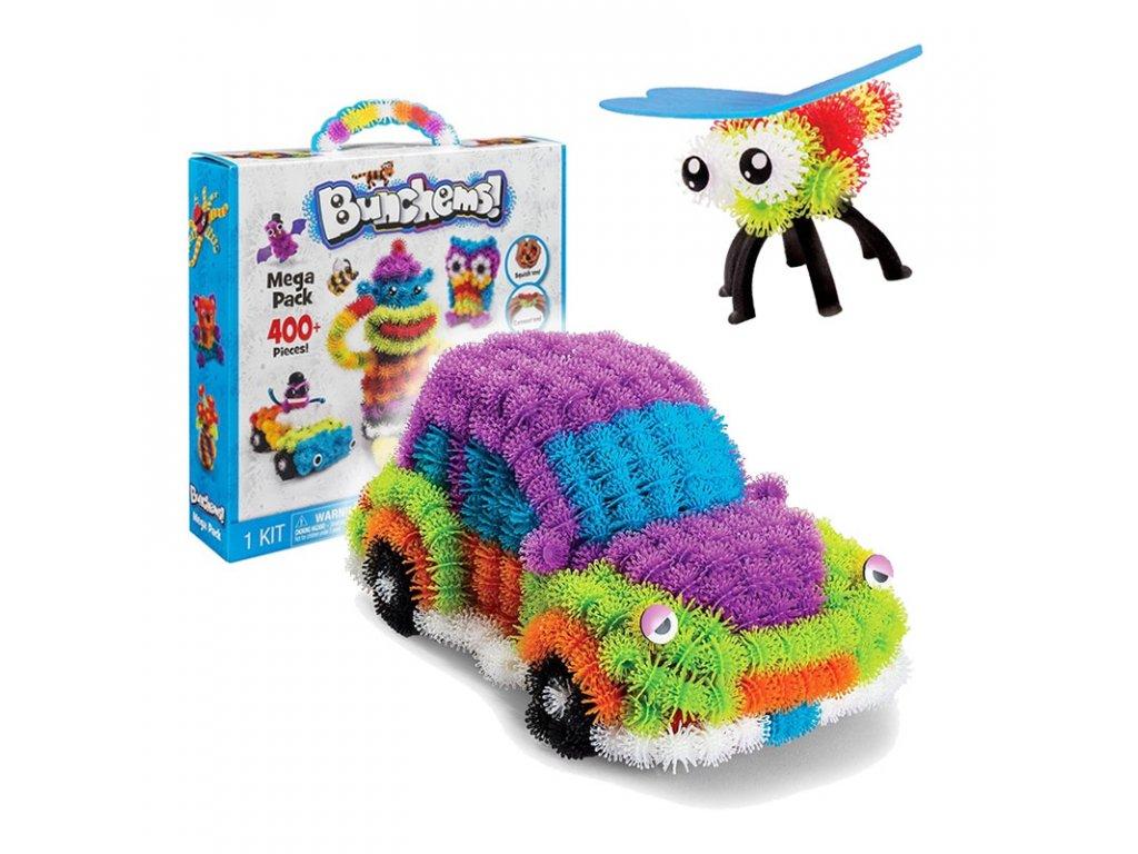 Bunchems - kreativní stavebnice pro děti - SkřítekVÍTEK ad60244f5e