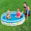 Nafukovací bazén s obrázky - středně velký