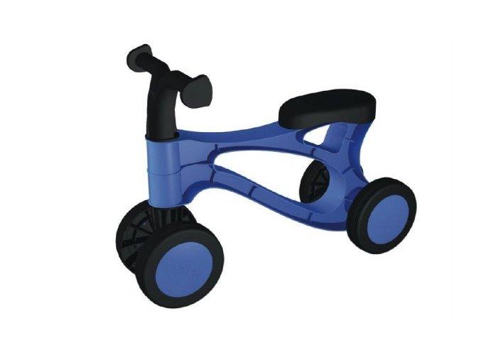 Odrážedlo Rolocykl modrý plast Skladem