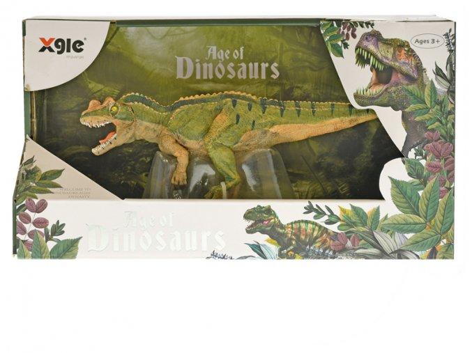 dinosaurus allosaurus 21cm v krabicce