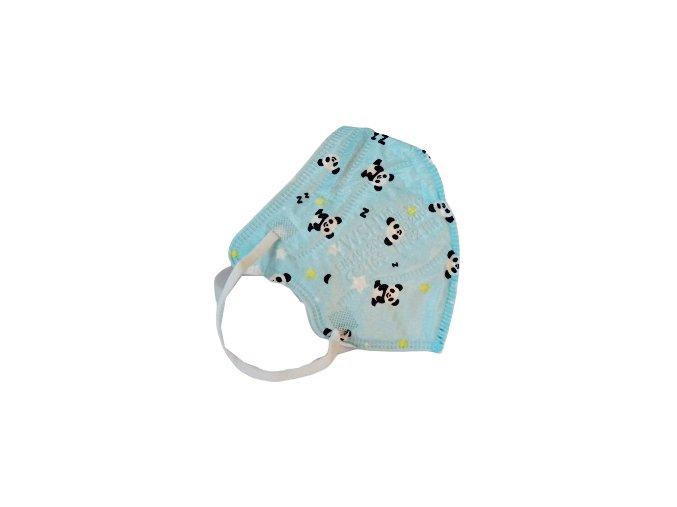 respirator ffp2 detsky panda