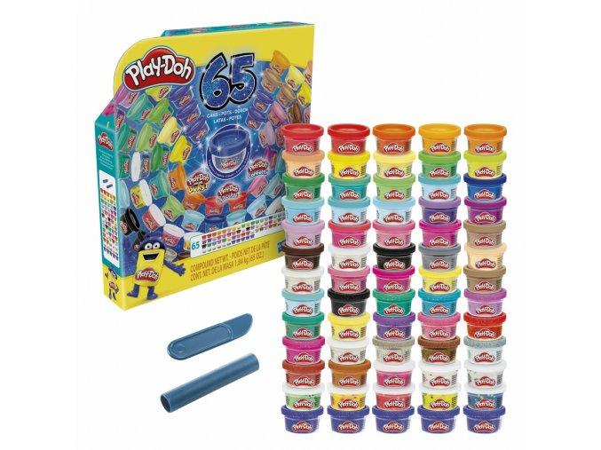 Play-Doh barevný mega set