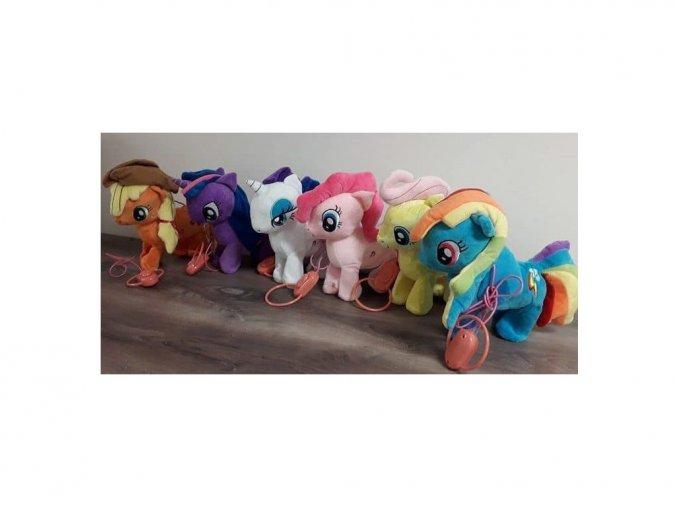 chodici a hrajici pony na voditku skladem