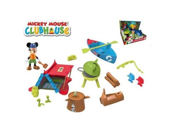 Mickey mouse- sada na piknik