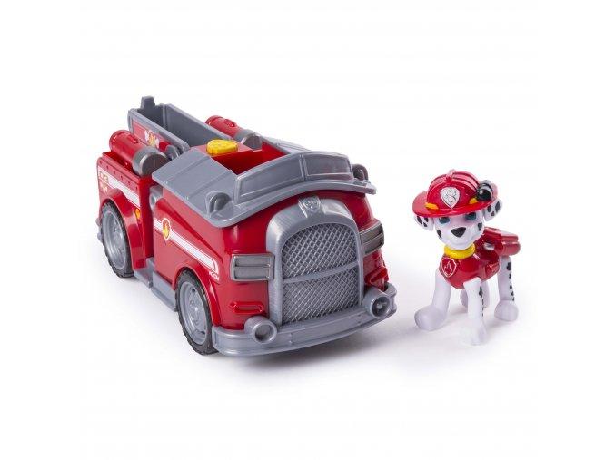 Tlapková patrola základní vozidlo Marshall