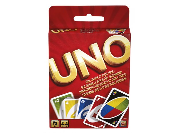 Karetní hra UNO  Maxi výprodej!