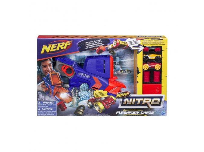 Nerf Nitro Flashfury Chaos skladem