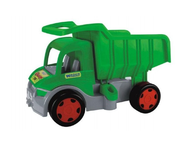 Auto Gigant Truck sklápěč plast 55cm Wader Farmer