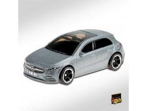 hotwheels 19 Mercedes Benz A Class GHF60 2
