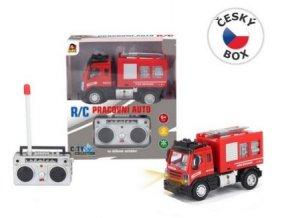 auto hasicske na dalkove ovladani