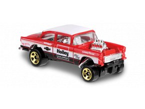hot wheels 55 chevy bel air gasser fyc97