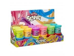 Play-Doh Sliz samostatné kelímky skladem