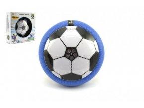 Air Disk fotbalový míč vznášející se plast 14cm na baterie se světlem skladem