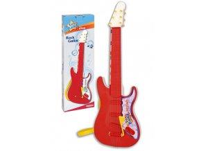 Rocková kytara 6 strunná skladem