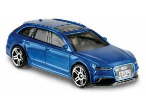 hot wheels 17 audi rs6 avant fyc11 1