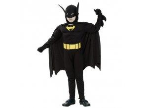 Kostým netopýr,130-140 cm skladem