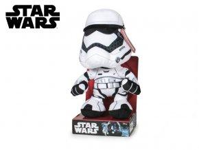 star wars stormtrooper plysovy 30cm v krabicce 0m skladem
