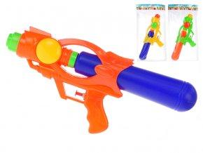 vodni pistole 33cm 3barvy skladem