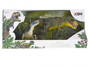 dinosaurus 17 30cm 2ks skladem