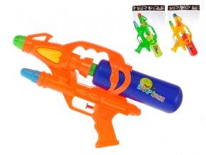 vodni pistole 33cm se srdickem skladem