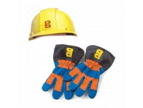 Helma a rukavice Bořek stavitel skladem