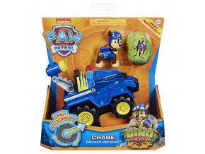 Tlapková patrola Chase dino tématická vozidla SKLADEM