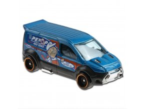 hot wheels ford transit connect GRX79