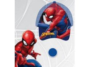 ksiltovka spiderman modra