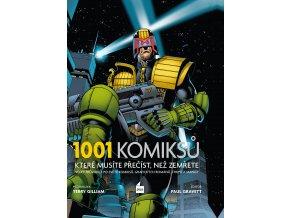 1001 komiksů, které musíte přečíst, než zemřete - Paul Gravett
