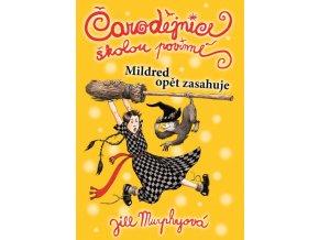 Čarodějnice školou povinné 2 - Jill Murphy