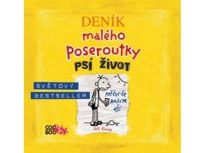 Deník malého poseroutky 4 (audiokniha) - Jeff Kinney, Václav Kopta
