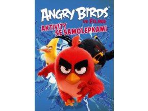 Angry Birds ve filmu - Aktivity se samolepkami - kolektiv