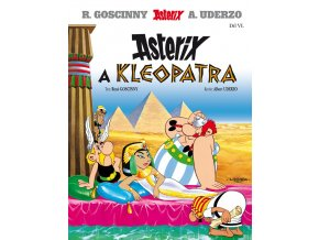 Asterix 6 - Asterix a Kleopatra - René Goscinny