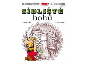 Asterix 22 - Sídliště bohů - René Goscinny