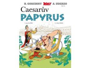 Asterix 36 - Caesarův papyrus - Jean-Yves Ferri