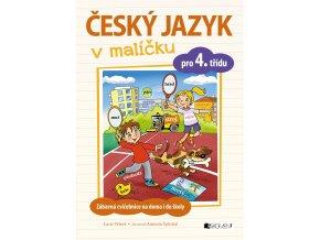 Český jazyk v malíčku pro 4. třídu - Lucie Tomíčková